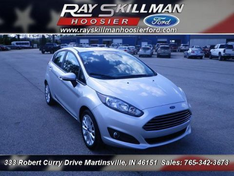 Used Ford Fiesta 5dr HB SE & 52 Used Cars in Stock Martinsville Bloomington | Ray Skillman ... markmcfarlin.com