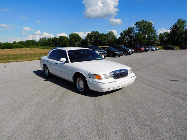pre owned 2001 mercury grand marquis ls sedan in martinsville h0113m ray skillman hoosier ford ray skillman hoosier ford