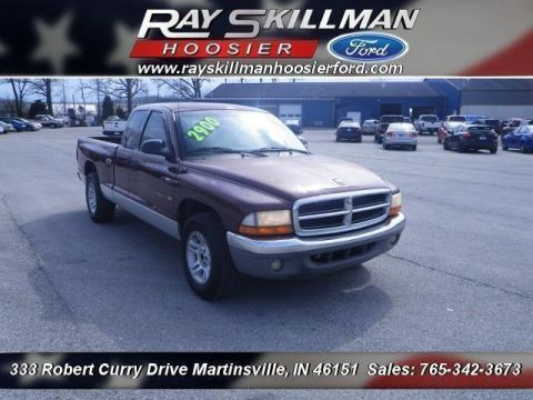 Pre-Owned 2001 Dodge Dakota BASE