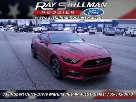 Certified Pre-Owned 2017 Ford Mustang GT Premium
