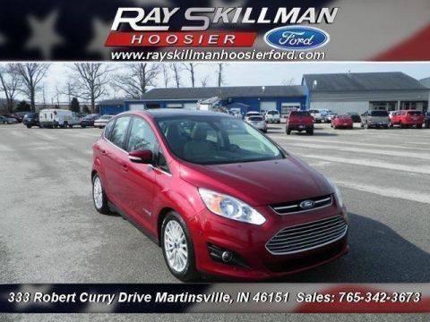 Certified Pre-Owned 2016 Ford C-Max Hybrid SEL