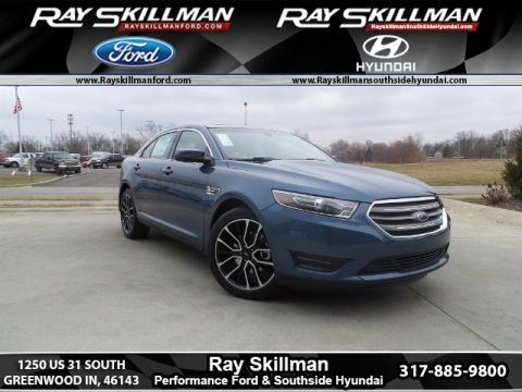 New 2018 Ford Taurus SEL