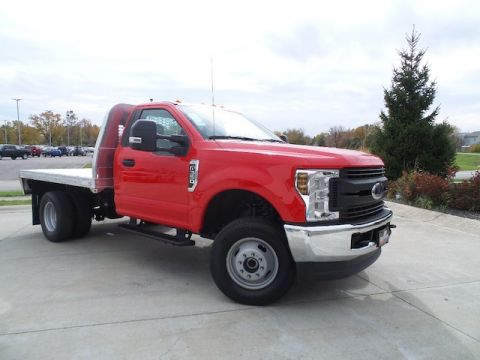New 2018 Ford F-350 4WD REG CAB
