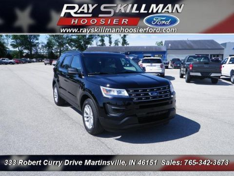 New Ford Explorer 4DR FWD BASE