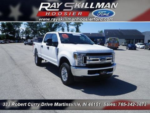 Certified Pre-Owned 2018 Ford F-250 XLT