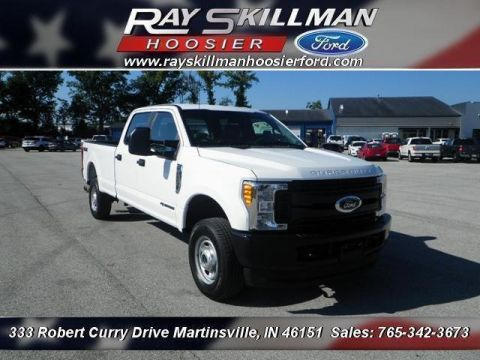 Certified Pre-Owned 2017 Ford F-250 XL