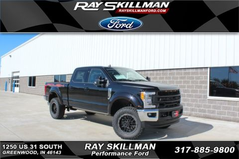 New 2019 Ford F-250 4WD CREW CAB