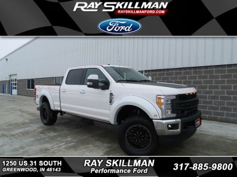 New 2018 Ford F-250 ROUSH