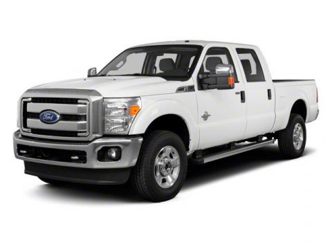 Pre-Owned 2012 Ford F-350 CLOTH