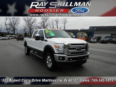 Pre-Owned 2016 Ford F-350 Lariat