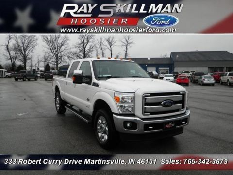 Certified Pre-Owned 2015 Ford F-350 Lariat