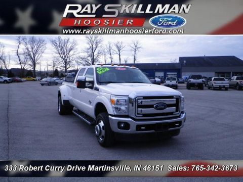 Pre-Owned 2015 Ford F-350 Lariat