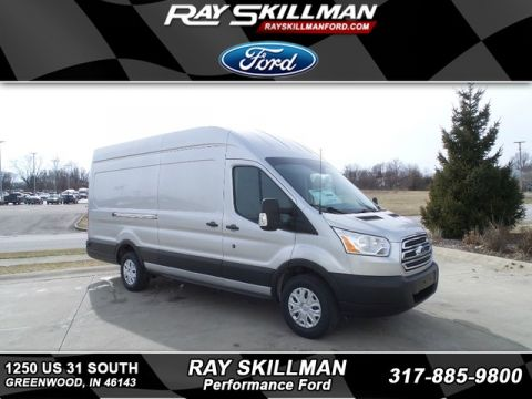 New 2019 Ford Transit-350 w/Sliding Pass-Side Cargo Door