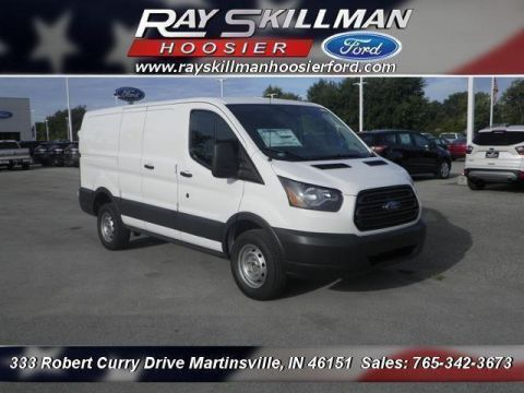 New Ford Transit-250 w/60/40 Pass-Side Cargo-Doors