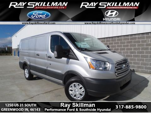 New 2017 Ford Transit-250 w/60/40 Pass-Side Cargo-Doors