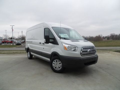 New 2018 Ford Transit-250 w/Sliding Pass-Side Cargo Door