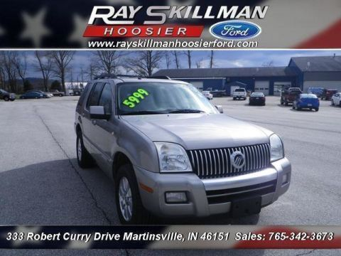 Pre-Owned 2008 Mercury Mountaineer V6