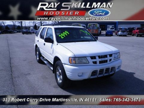 Pre-Owned 2003 Isuzu Rodeo 4DR 2WD S 3.2L AT